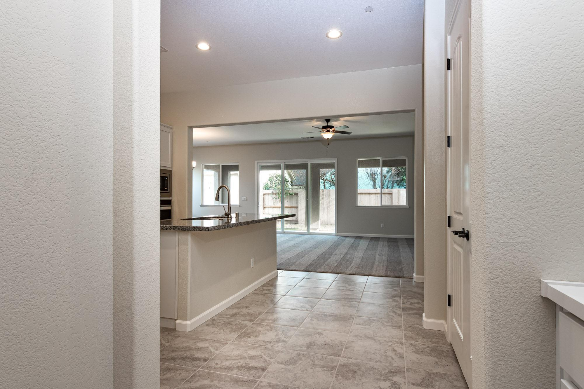 Living Area featured in The Trinity By Windward Pacific Builders in Modesto, CA