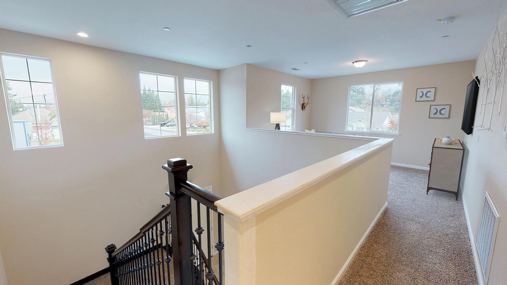Living Area featured in The Rubicon By Windward Pacific Builders in Modesto, CA