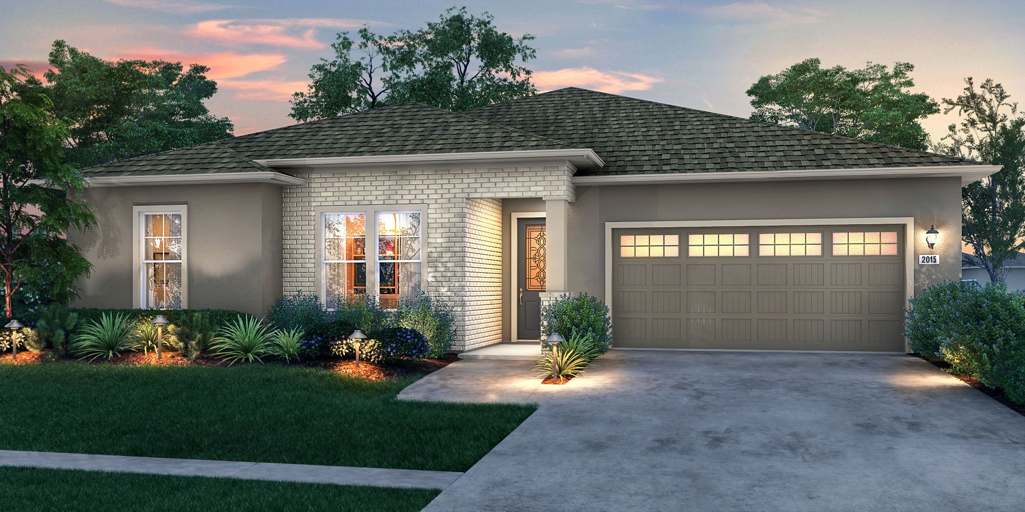 Exterior featured in The Trinity By Windward Pacific Builders in Modesto, CA