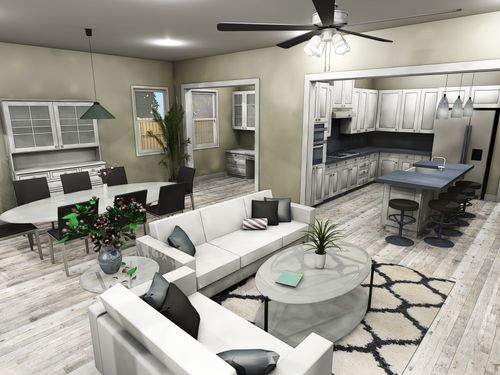 Greatroom-and-Dining-in-The Trinity-at-River Pointe-in-Oakdale