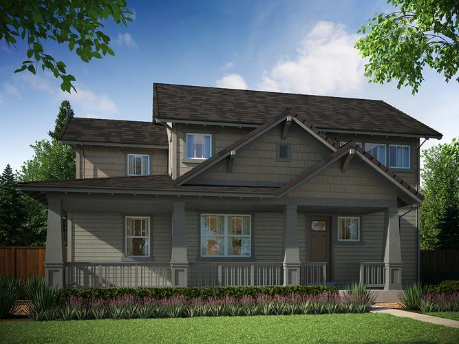featured in the Curtis By Wonderland Homes in Denver, CO