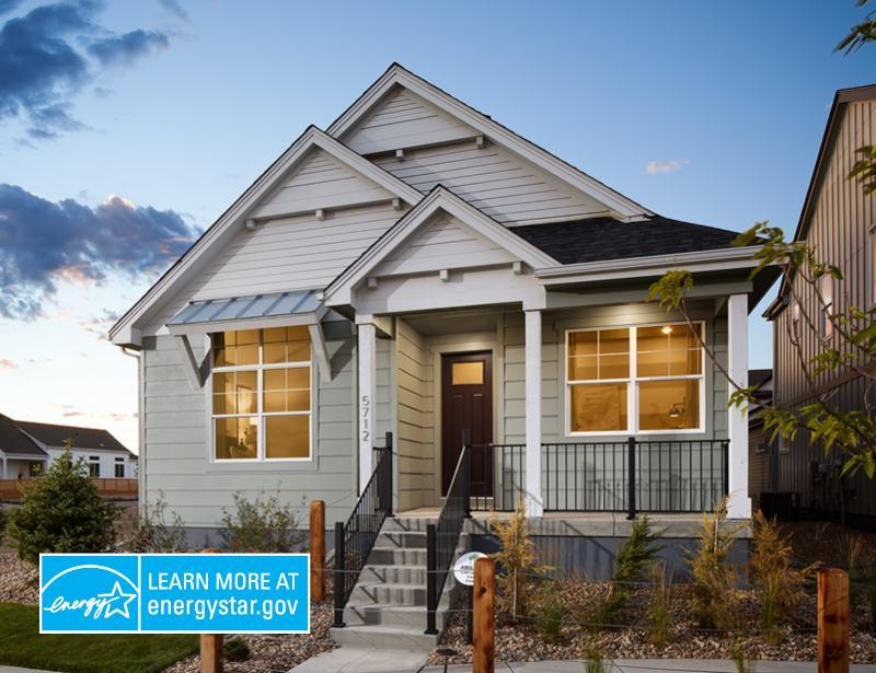 'Trailside on Harmony Meadow Collection' by Wonderland Homes in Fort Collins-Loveland