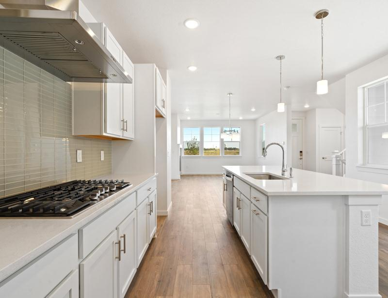 Kitchen featured in the Aspen By Wonderland Homes in Fort Collins-Loveland, CO