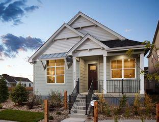 Abilene - Trailside on Harmony Meadow Collection: Timnath, Colorado - Wonderland Homes