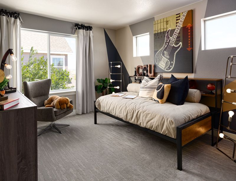 Bedroom featured in the Daphne By Wonderland Homes in Greeley, CO