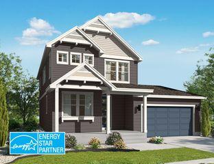 Clover - RainDance: Windsor, Colorado - Wonderland Homes