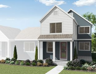 Thyme - Trailside on Harmony Garden Collection: Timnath, Colorado - Wonderland Homes