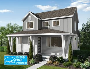Cascade - Trailside on Harmony Meadow Collection: Timnath, Colorado - Wonderland Homes
