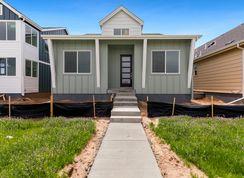 Alpine - Trailside on Harmony Meadow Collection: Timnath, Colorado - Wonderland Homes