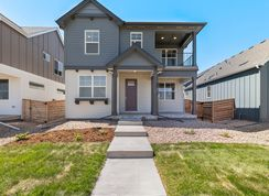 Blossom - Trailside on Harmony Meadow Collection: Timnath, Colorado - Wonderland Homes