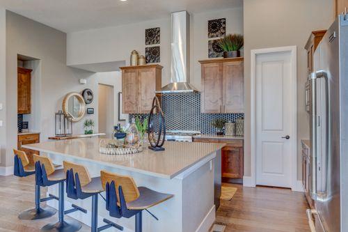 Kitchen-in-Meadowlark-at-Sterling Ranch-in-Littleton