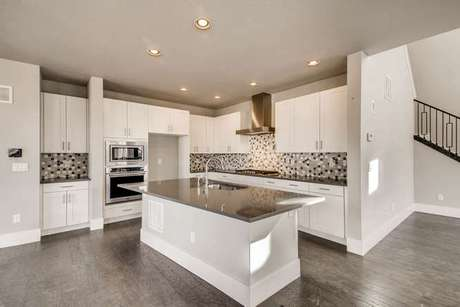 Kitchen-in-Bunting-at-Sterling Ranch-in-Littleton