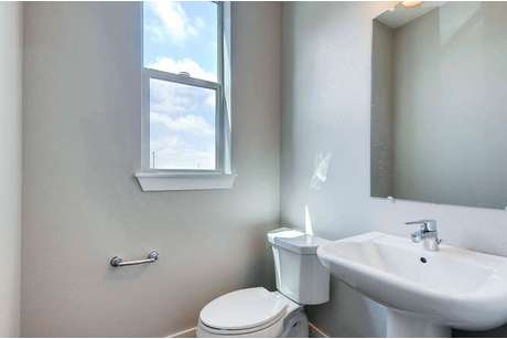Bathroom-in-Penn-at-47th Avenue Row Homes at Stapleton-in-Denver
