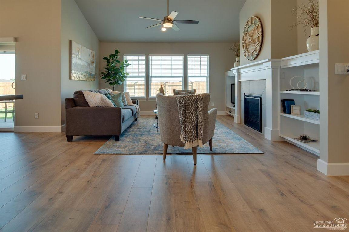 Living Area featured in the Sequoia A By Woodhill Homes in Central Oregon, OR