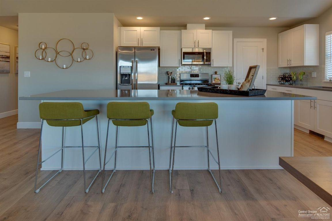 Kitchen featured in the Sequoia A By Woodhill Homes in Central Oregon, OR