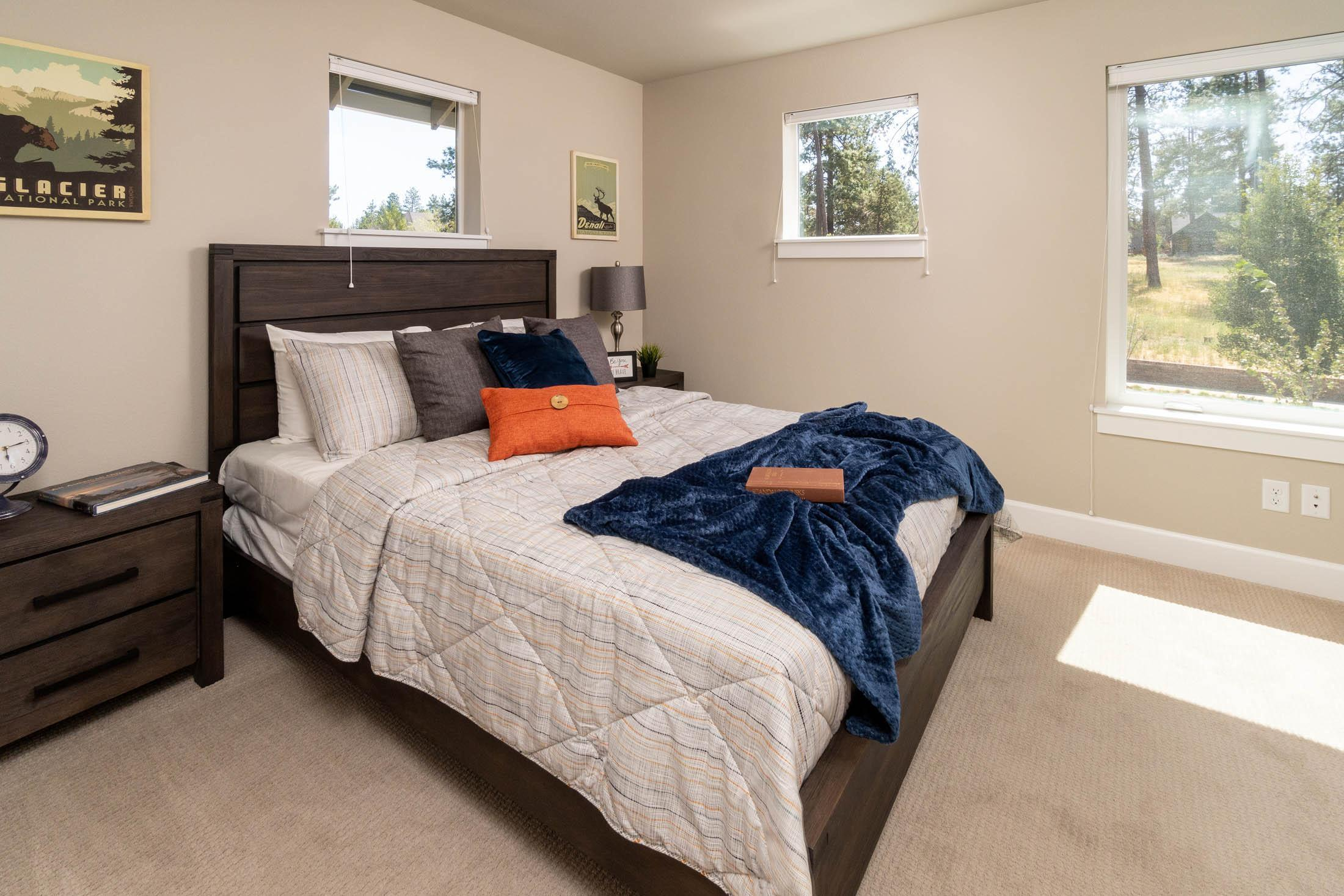 Bedroom featured in The Larch By Woodhill Homes in Central Oregon, OR