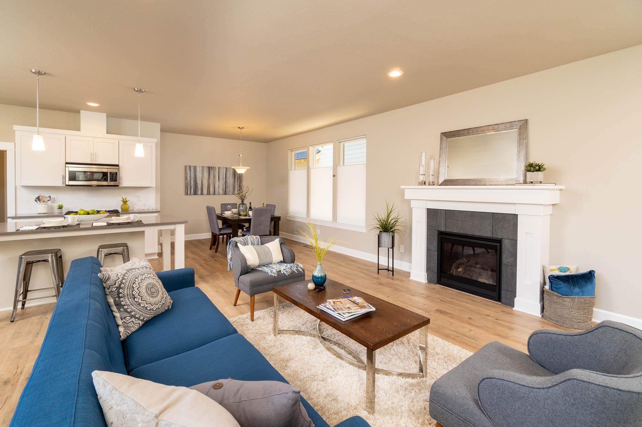 Living Area featured in The Larch By Woodhill Homes in Central Oregon, OR