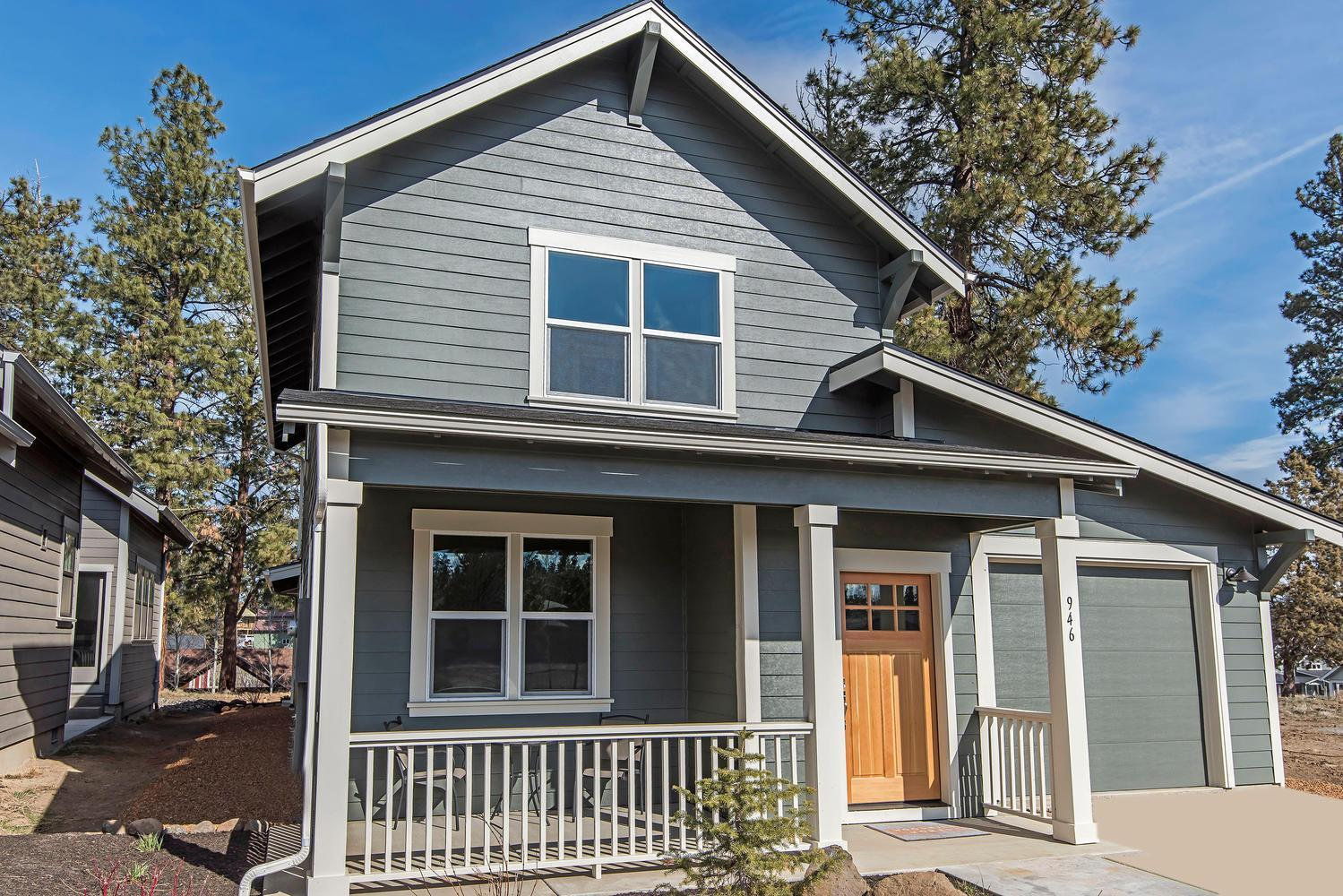 Exterior featured in The Tamarack By Woodhill Homes in Central Oregon, OR