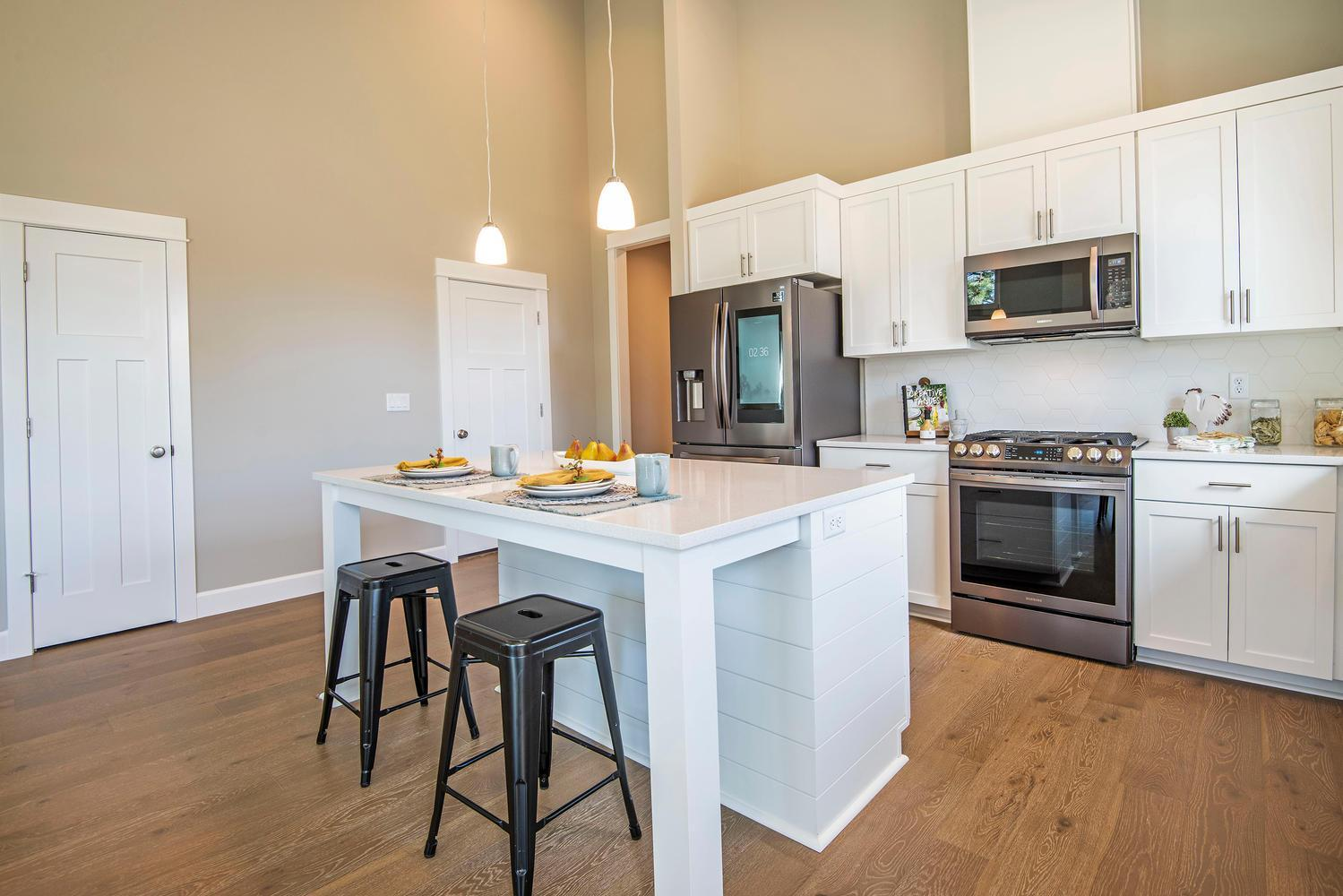 Kitchen featured in The Cedar By Woodhill Homes in Central Oregon, OR