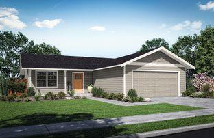 The Yucca A - River Ridge Estates: Boardman, Washington - Woodhill Homes