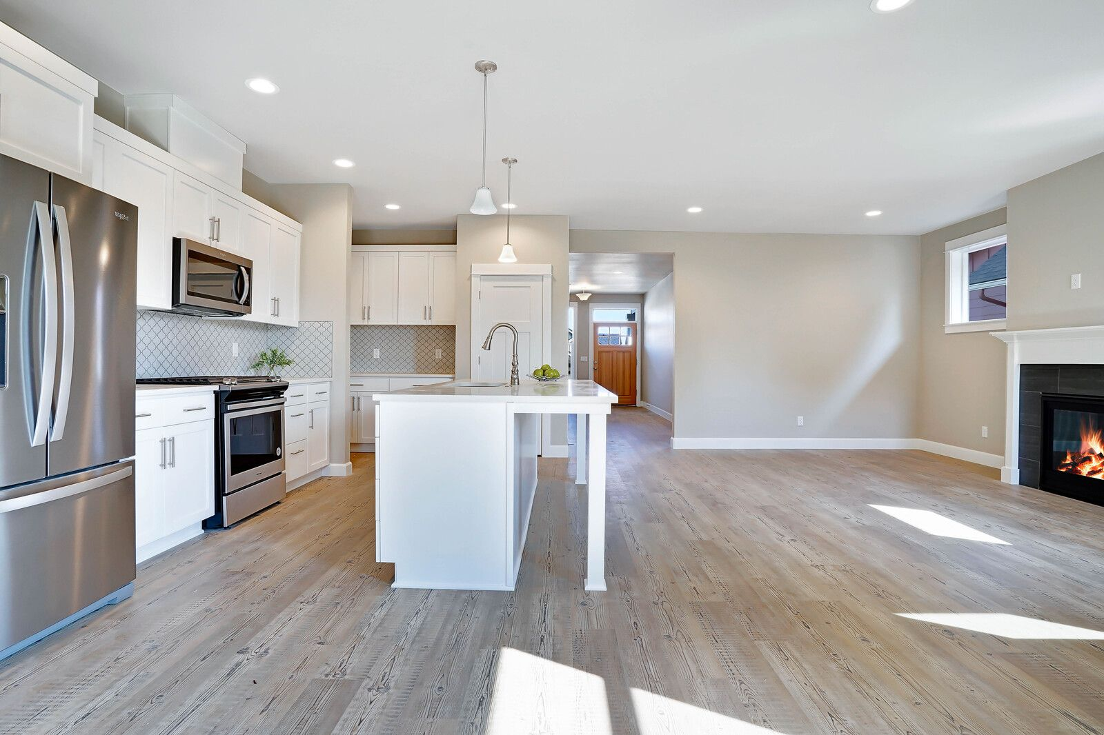Kitchen featured in The Weatherford By Woodhill Homes in Corvallis, OR