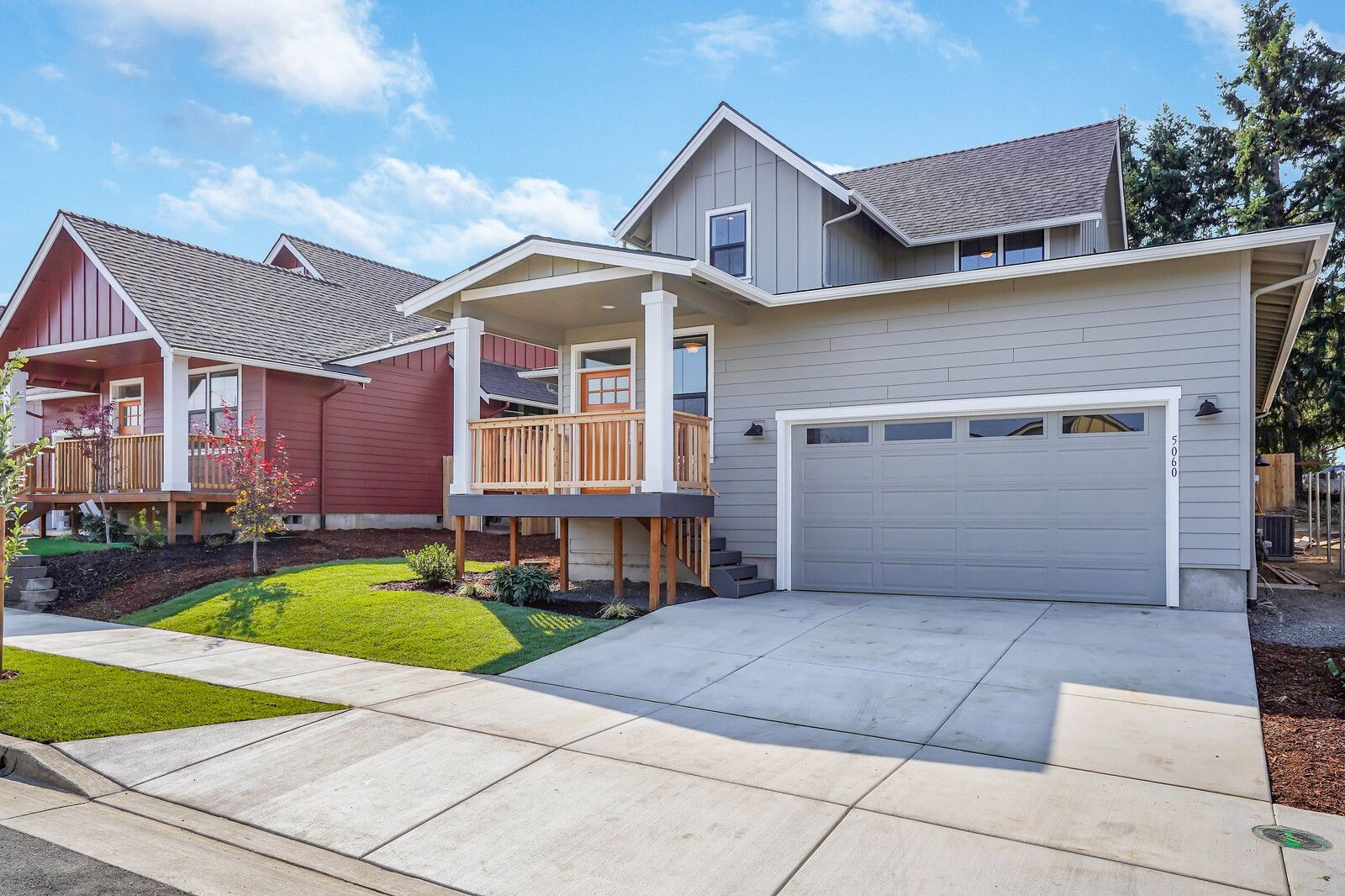Exterior featured in the Weatherford By Tailored by Woodhill Homes in Central Oregon, OR