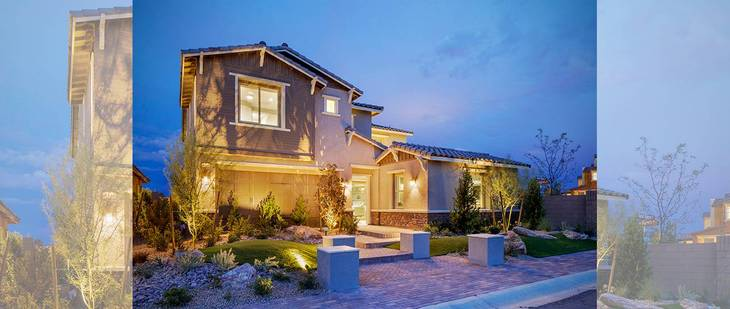 Woodside Homes Teton Cliffs at Skye Canyon