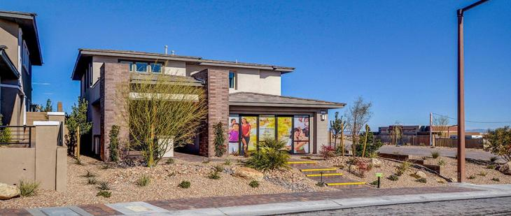 Woodside Homes Bixby Creek in Summerlin Collection Two