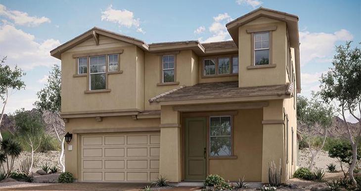 Elevation:Woodside Homes - Liberty Plan - Lot 40