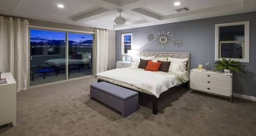 Bedroom-in-Seton - Plan 1-at-At The Park in Cadence-in-Henderson