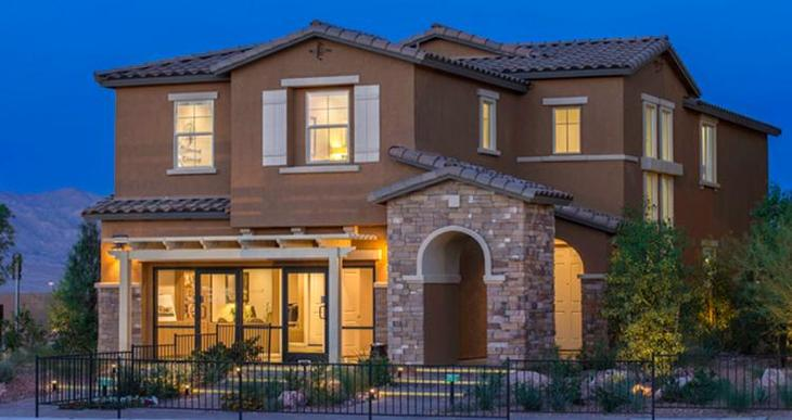 Elevation:Woodside Homes - Jackson Plan