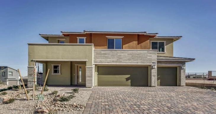 Elevation:Woodside Homes - Castellato - Lot 32
