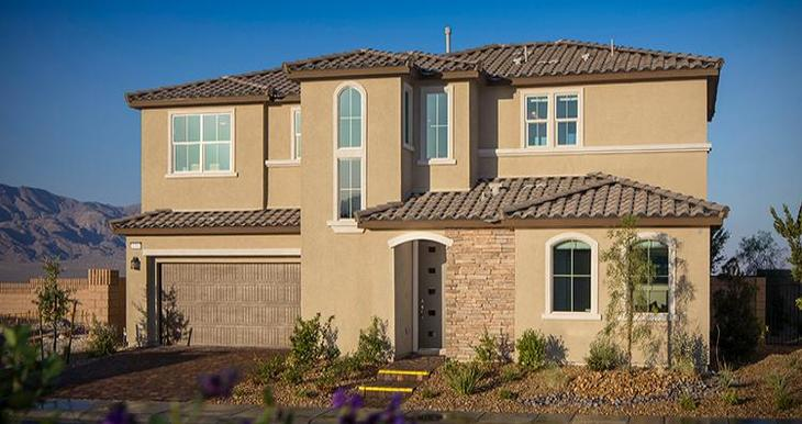 Elevation:Woodside Homes - Shasta Plan