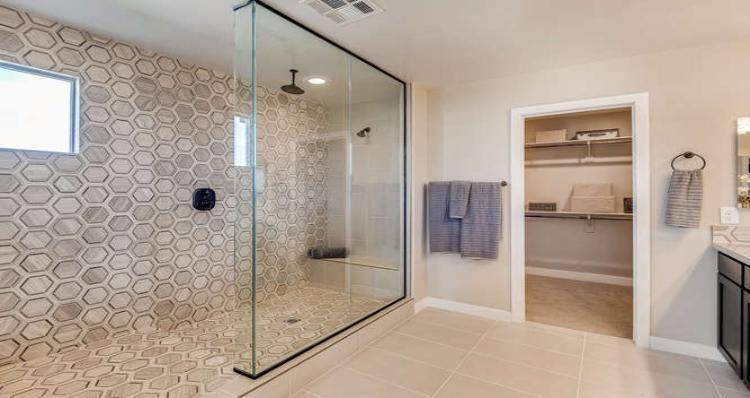 Bathroom-in-Davenport Plan 6-at-Bixby Creek in Summerlin Collection Two-in-Las Vegas