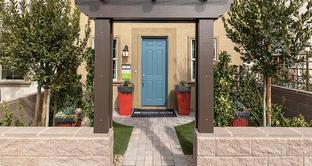 Bel Canto Plan 1 - San Carlo Townhomes: Henderson, Nevada - Woodside Homes