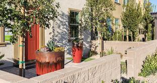 Cadenza Plan 3 - San Carlo Townhomes: Henderson, Nevada - Woodside Homes