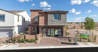 Rosetta Plan 2 - Alta Fiore Collection One: Henderson, Nevada - Woodside Homes