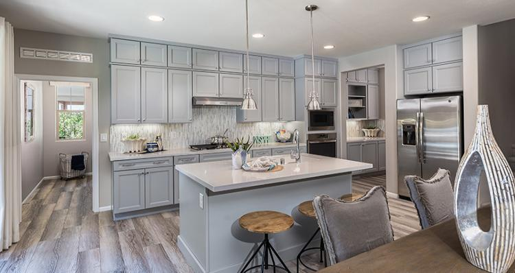 Kitchen featured in the Camelia Plan 5 By Woodside Homes in Las Vegas, NV
