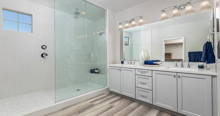 Bathroom featured in the Camelia Plan 5 By Woodside Homes in Las Vegas, NV