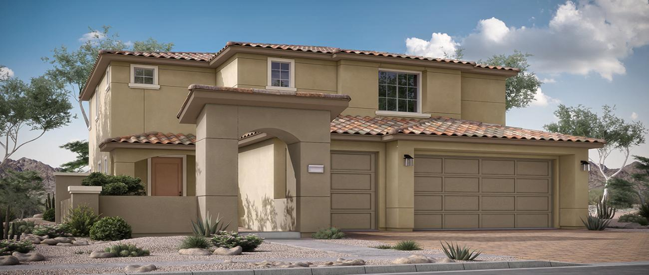 'Alta Fiore Collection Two' by Woodside Homes - Las Vegas in Las Vegas