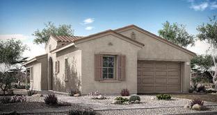 Jasper Plan 1 - Ridgeview at Skye Canyon: Las Vegas, Nevada - Woodside Homes