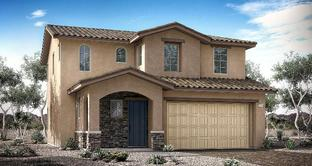 Cedar Plan 2 - Lo - Ridgeview at Skye Canyon: Las Vegas, Nevada - Woodside Homes