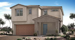 Sandstone Plan 4 - Crystal Canyon in Summerlin Collection Two: Las Vegas, Nevada - Woodside Homes