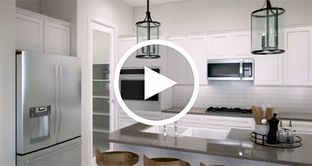 Calico Plan 1 - Crystal Canyon in Summerlin Collection One: Las Vegas, Nevada - Woodside Homes
