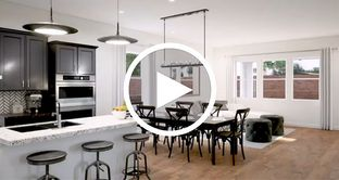 Vista Plan 2 - Crystal Canyon in Summerlin Collection One: Las Vegas, Nevada - Woodside Homes