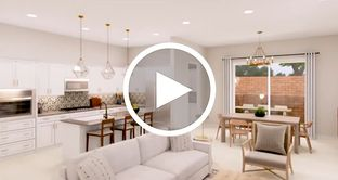 Mesa Plan 3 - Crystal Canyon in Summerlin Collection One: Las Vegas, Nevada - Woodside Homes
