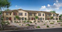 San Carlo Townhomes by Woodside Homes in Las Vegas Nevada