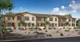 Cadenza Plan 3 - - San Carlo Townhomes: Henderson, Nevada - Woodside Homes