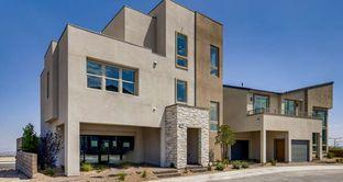 Amber Plan 3 - Obsidian in Summerlin: Las Vegas, Nevada - Woodside Homes