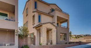 Sapphire Plan 5 - Obsidian in Summerlin: Las Vegas, Nevada - Woodside Homes